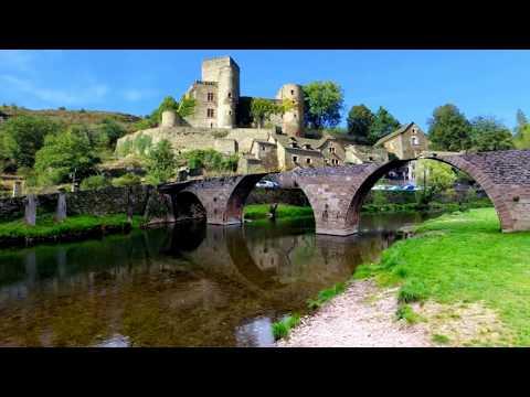 Belcastel - Beautiful villages in France (HD1080p)