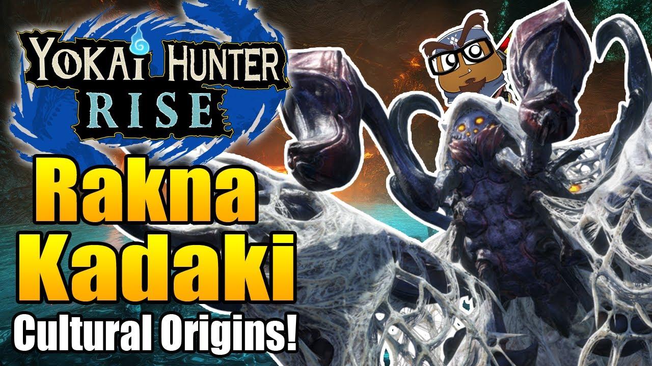 The Culture Behind Rakna Kadaki in Monster Hunter Rise! - Yokai Hunter Rise