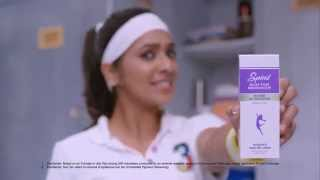 2015 SPINZ Sun - Tan Remover Television Commercial | Tamil
