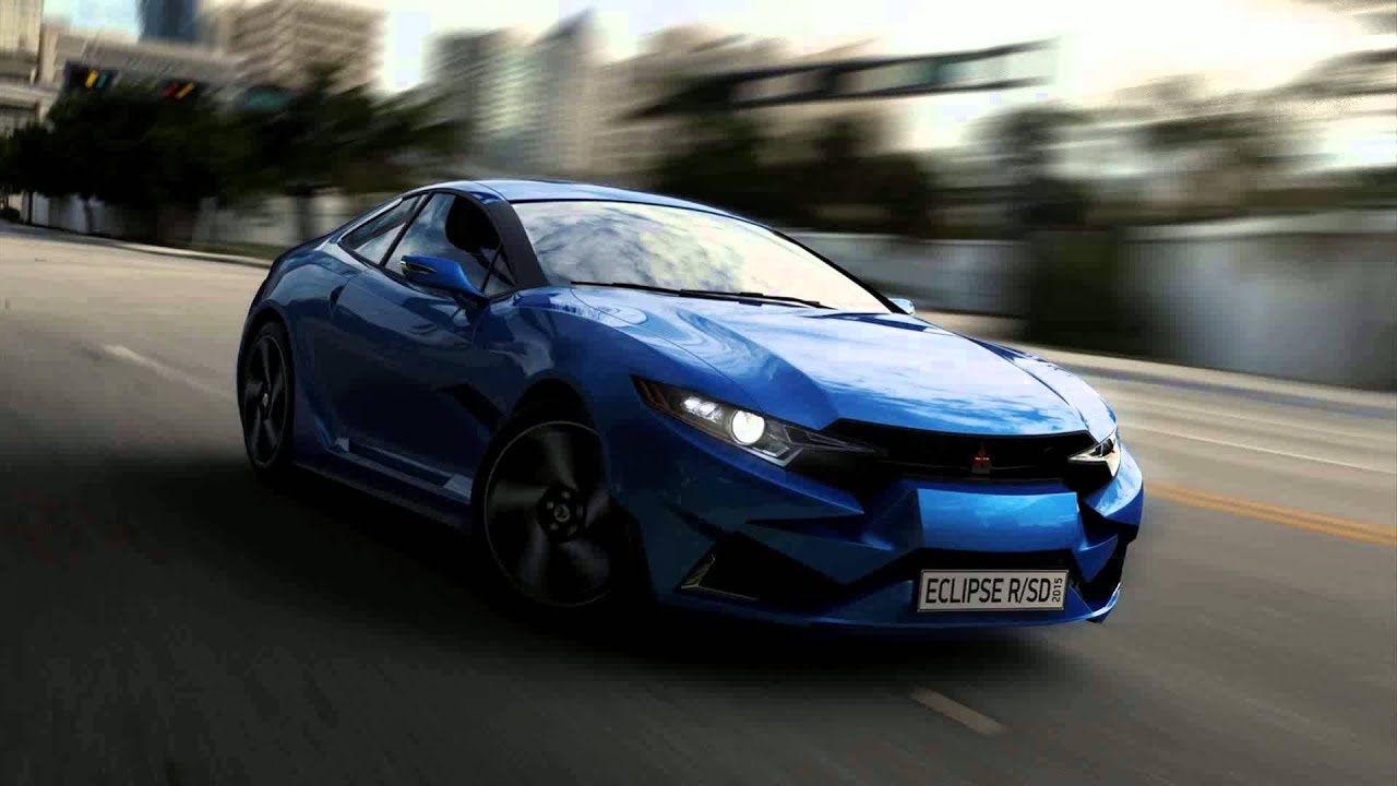2015 model mitsubishi eclipse r concept youtube