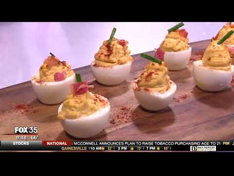 Making the perfect deviled eggs for Easter