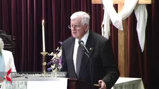 Shaftsbury United Methodist Church // 4-4-21