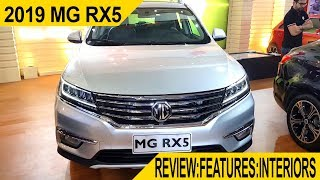 2019 MG RX5 Review India