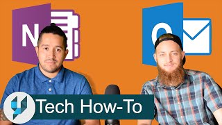 Increase Productivity & Organization with Microsoft OneNote / Outlook (GTD)