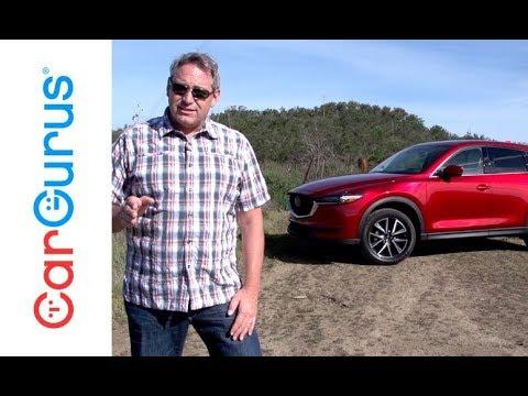 2018 Mazda CX5 | CarGurus Test Drive Review
