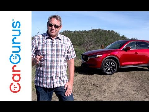 2018 Mazda Cx 5 Cargurus Test Drive Review Youtube
