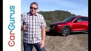 2018 Mazda CX-5 | CarGurus Test Drive Review