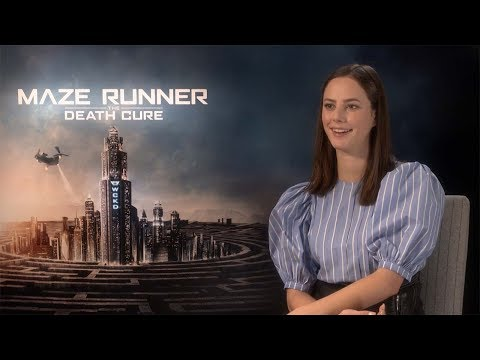 15 Questions with Kaya Scodelario  Maze Runner