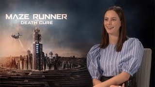15 Questions with Kaya Scodelario | Maze Runner