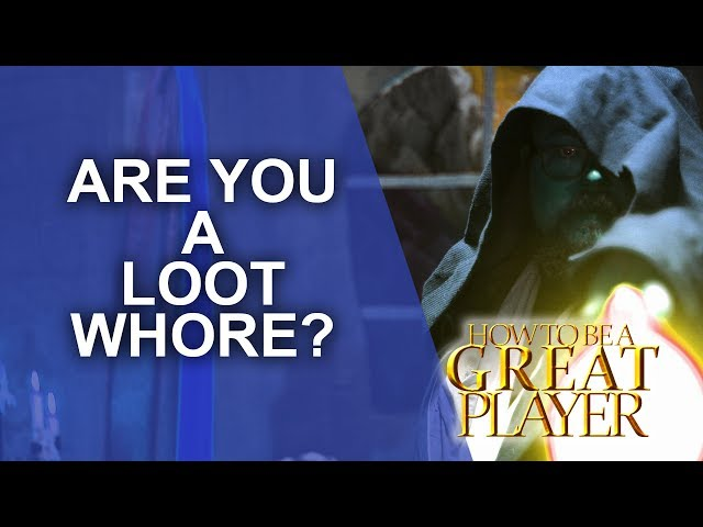 Great Role Player - Are you a Loot Dick? - TTRPG Player Character tips/GM Tips