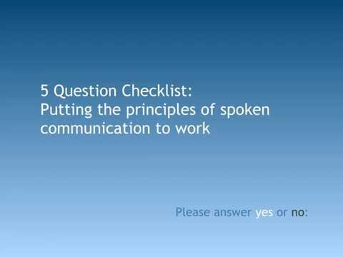 ValueCheck! — How Smart Communication should be...    2006—2014