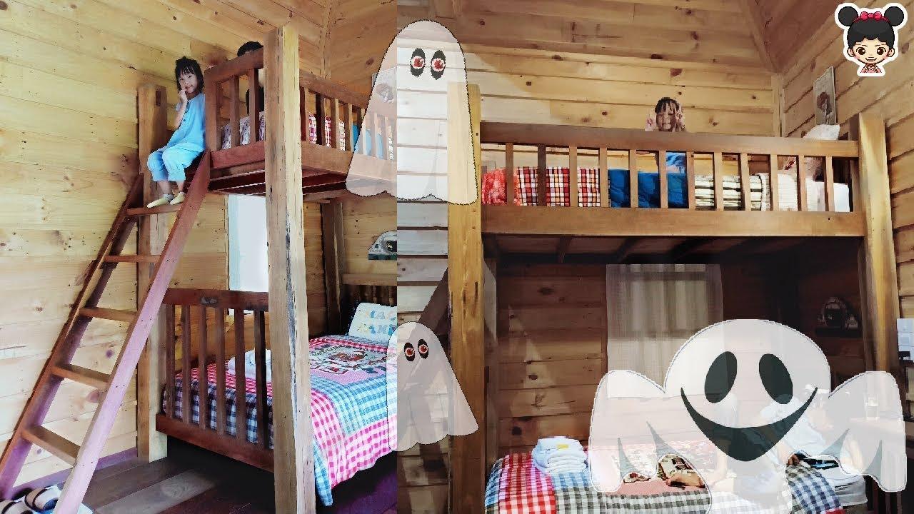 วันหยุดแสนสนุก ดีไซน์เที่ยวสมอลล์ฟาร์มเชียงใหม่ นอนเตียง 2 ชั้นครั้งแรก!!