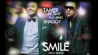 TAMER SHAGGY HOSNY FT MP3 TÉLÉCHARGER SMILE