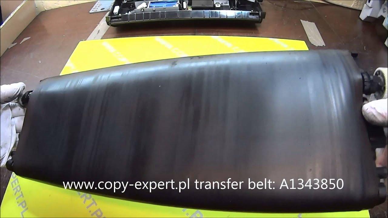 Replacement Transfer Belt A1343850 Ricoh Error Code Sc400 Sc401 Block Diagram Ricohaficio400401500fsm Sc402