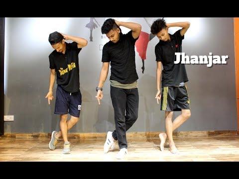 Jhanjar   Param singh   Kamal kahlon    choreograph by Deep birla  THE DANCE MAFIA