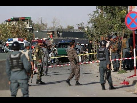 Kabul hit by 3 bomb attacks by Pakistan Punjabi ISI's Taliban killing 24+