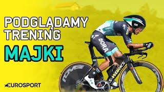 Tak trenuje Rafał Majka! Tuż przed Tour de Pologne przypominamy przygotowania do Tour de France