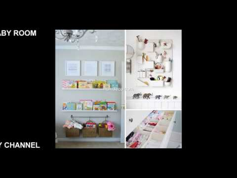 Top 60 + Space Saving Ideas Baby Room Amazing Ideas 2018 - Home Decorating Ideas