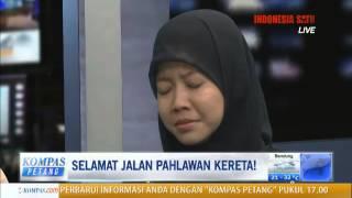 wawancara dengan keluarga sofyan hadi cerita heroik menyelamatkan penumpang