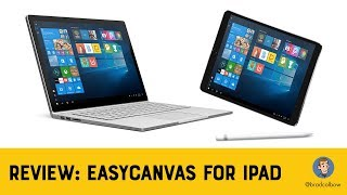 EasyCanvas Review - Like Astropad but for Windows