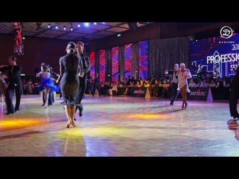 Professional Latin Semi Final Cha Cha Cha