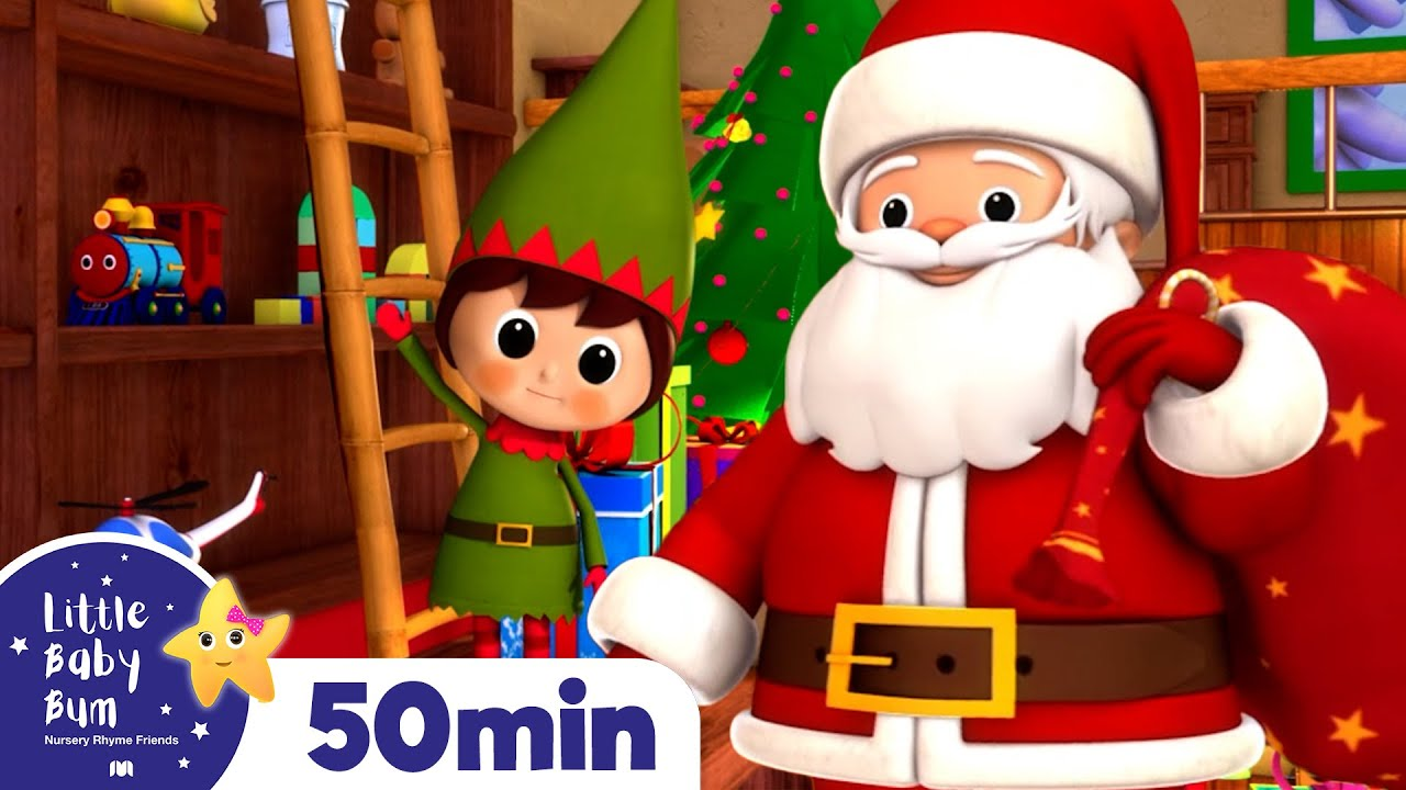 jingle bells | christmas songs | little baby bum | nursery rhymes