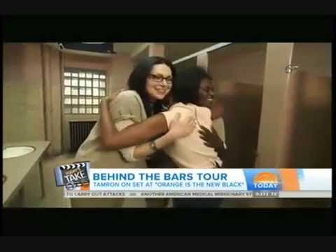 Orange is the New Black (Behind the Scenes interview from Today Show)