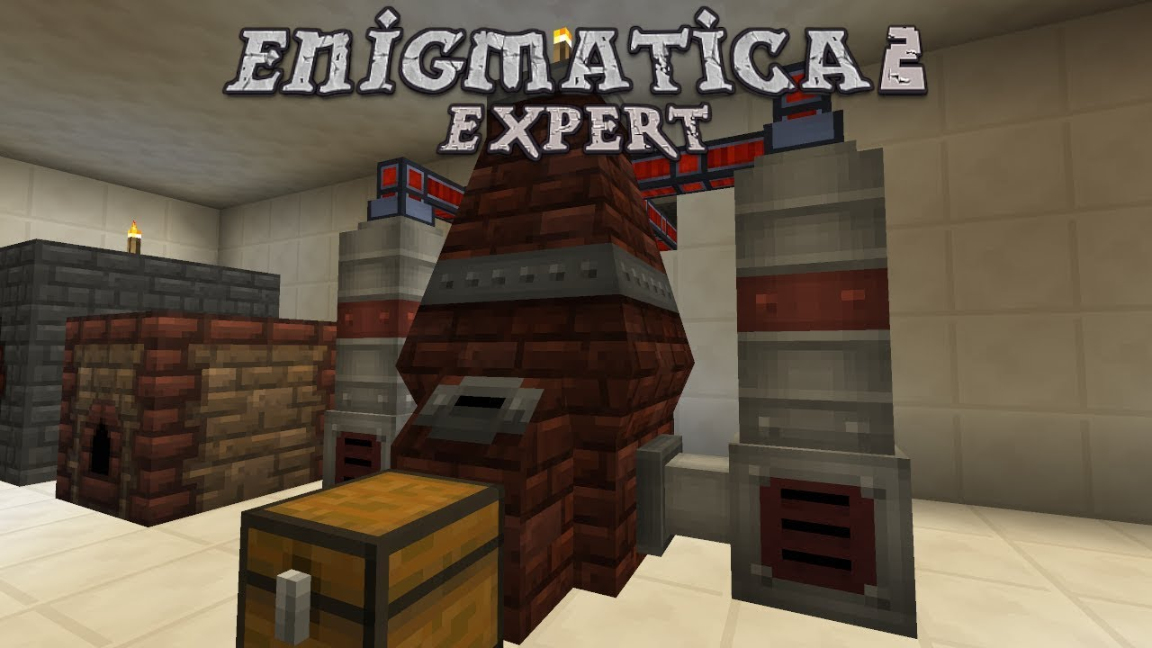 Enigmatica 2 Expert - GETTING IMMERSED [E15] (Modded Minecraft)