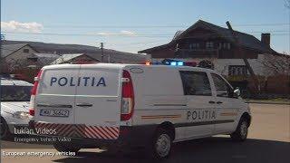 Crime scene unit + Special Forces unit + Police Radar unit -- Wail siren // Leaving the scene