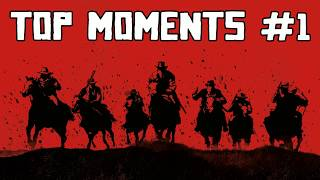 TOP MOMENTS #1 - Red Dead Redemption 2 PS4 Compilation | Birdalert (EDIT)