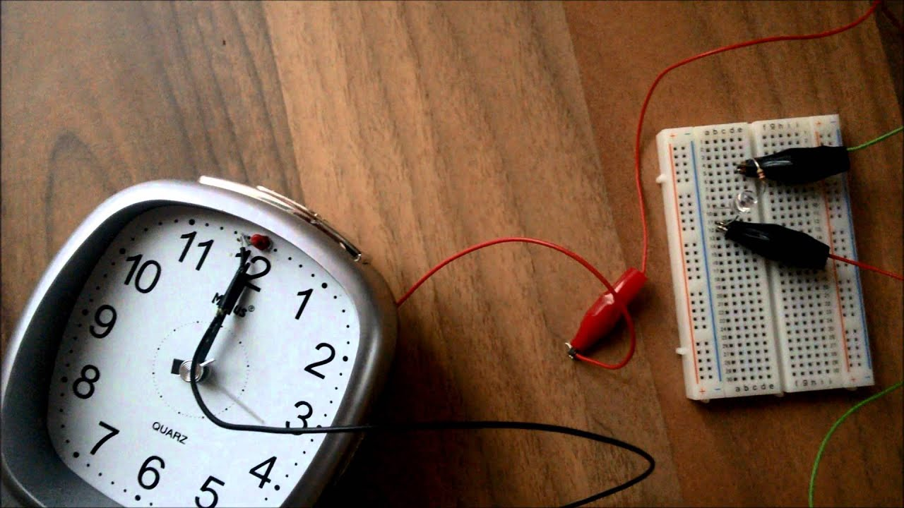 Simple 1 Hour Timer Diy Youtube Timing Circuit