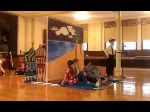 Prince of Peace Montessori's Odyssey of the Mind 'Team Mr. Mertes'