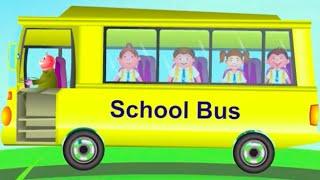 School Song - Nursery Rhymes For Children