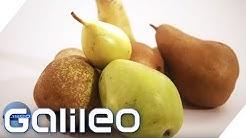 Apfel vs. Birne - Was ist das bessere Obst? | Galileo | ProSieben