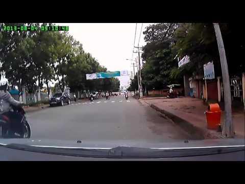 Đường Hai Bà Trưng - đoạn từ Trần Phú đến Võ Thị Sáu, TP.Bạc Liêu