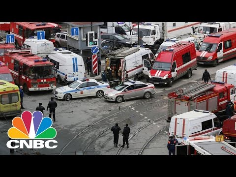Suspect Named In The St. Petersburg Subway Bombing: Bottom Line | CNBC