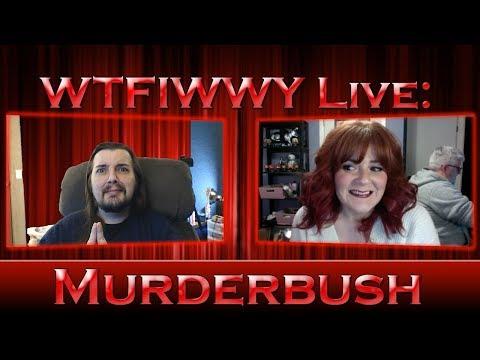 WTFIWWY Live - Murderbush - 12/11/17