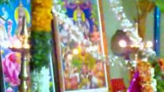 Sathyanarayana Vrath @ Family Temple
