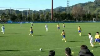 静岡市長杯第39回清水チャンピオンズカップ少年サッカー大会(JEF八戸vsバディSC)です...