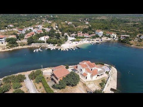 Красота Хорватии с высоты в 4K от Команкова