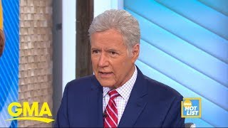 'GMA' Hot List: Alex Trebek gives update on his battle with cancer