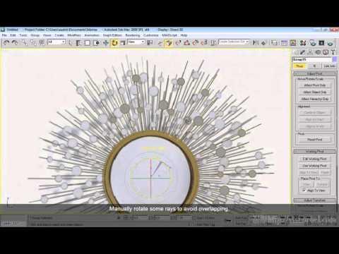 03 modeling the starburst mirror
