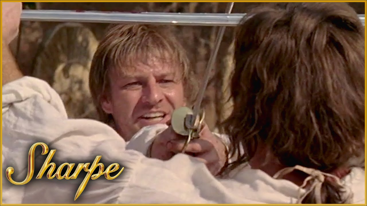 Sharpe Is Challenged To A Duel | Sharpe