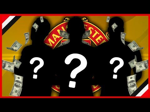 3 MORE BIG SIGNINGS MOURINHO WANTS AT MAN UNITED!