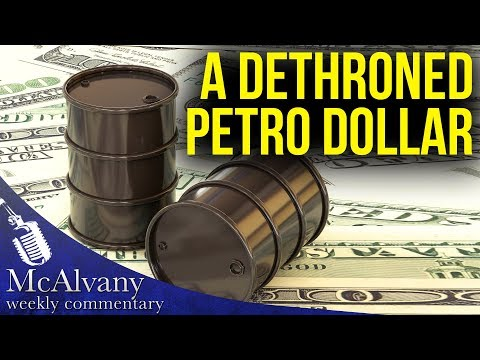 A Dethroned Petro Dollar: Could Even The US Treasury Be Caught Off Guard? | MWC 2017