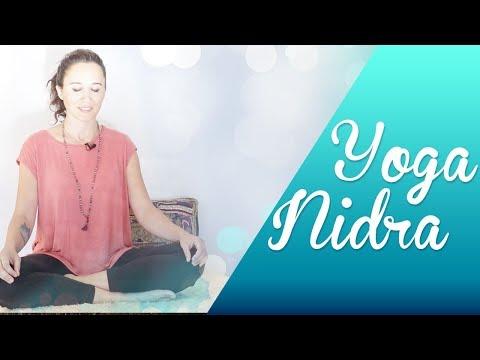 Yoga Nidra Meditazione guidata completa