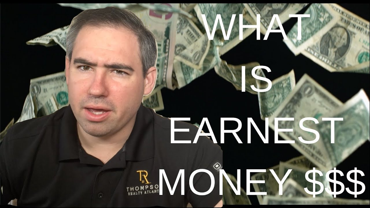 What is Earnest Money When Buying a House