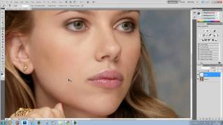 Photoshop CS6 - Removing Spots In 60 Seconds - Tutorial
