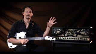Gojira's Joe Duplantier Dives into his EVH Amps
