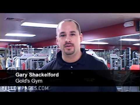 Jackson Health Clubs Gold's Gym